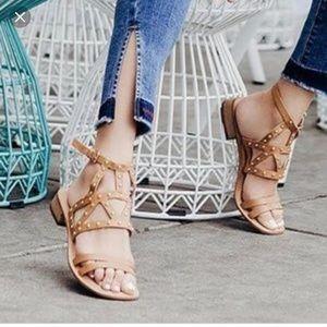 Franco Sarto Apollo gladiator sandal
